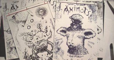 """Animots/Animals"" | Illustre Feccia| Rodolphe Gauthier"
