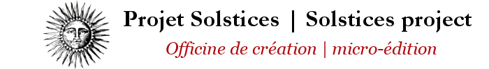 Solstices Project